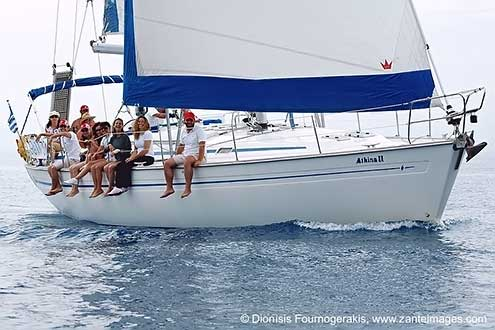My-tours.gr : Sailing trip in Zante island